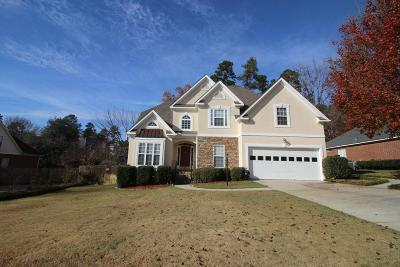 Evans Single Family Home For Sale: 4951 Marble Drive