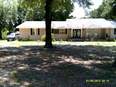 Hephzibah Single Family Home For Sale: 1406 Hephzibah McBean Road