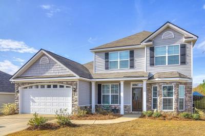 Evans Single Family Home For Sale: 3260 Windwood Street