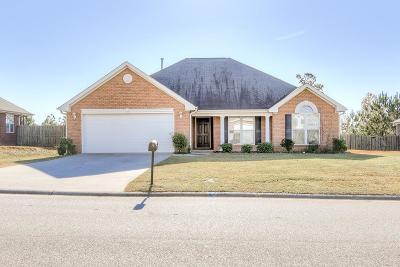 Augusta Single Family Home For Sale: 3204 Lexington Way