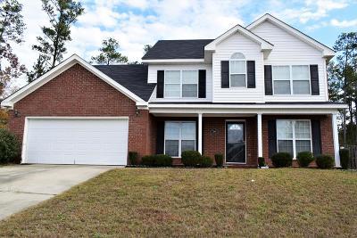 Grovetown Single Family Home For Sale: 7500 Senators Ridge Drive