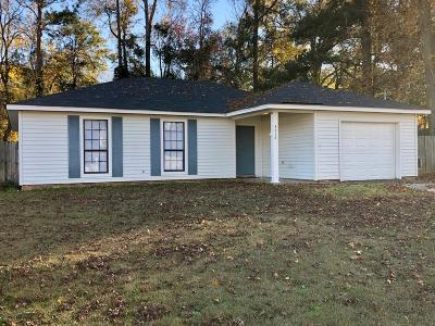 Grovetown Single Family Home For Sale: 4512 Caliburn Way