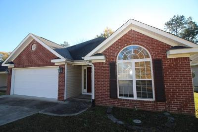 Grovetown Single Family Home For Sale: 2086 Sylvan Lake Drive