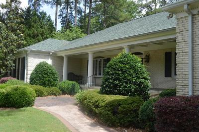 Edgefield County Single Family Home For Sale: 210 Pine Knoll Lane