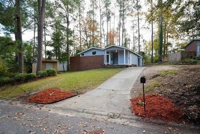Augusta Single Family Home For Sale: 3310 Forest Estates Drive