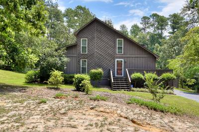 Aiken Single Family Home For Sale: 2100 Trail Point Drive