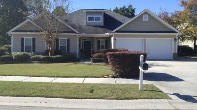 Grovetown Single Family Home For Sale: 2065 Magnolia Pkwy