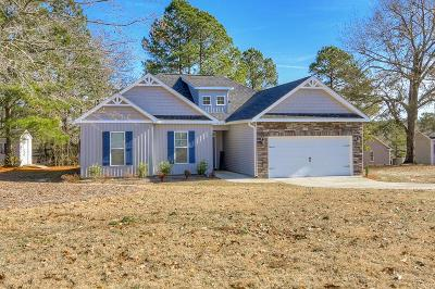 Aiken Single Family Home For Sale: 381 Misty Morning Court