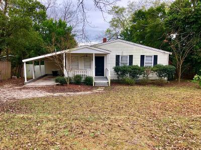 North Augusta Single Family Home For Sale: 114 Rosemary
