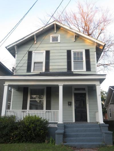 Richmond County Single Family Home For Sale: 235 Ellis Street