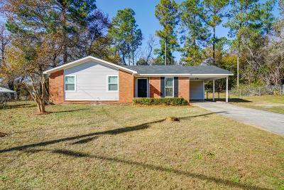 Augusta GA Single Family Home For Sale: $89,900