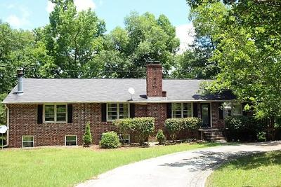 Evans Single Family Home For Sale: 4717 Wildwood Drive
