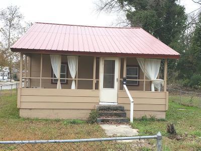 Augusta GA Single Family Home For Sale: $25,000