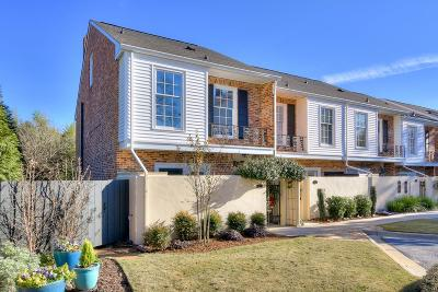 AUGUSTA Single Family Home For Sale: 828 Milledge Road #B1