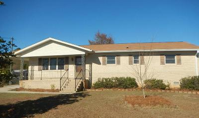 Hephzibah Single Family Home For Sale: 2511 Anthony Dejuan Pkwy