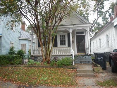 Augusta GA Single Family Home For Sale: $11,500
