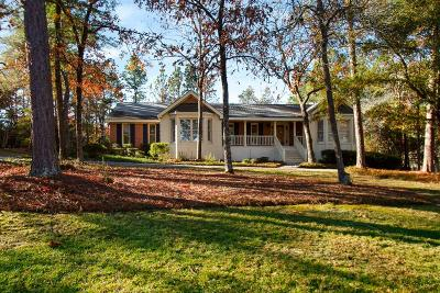 Aiken Single Family Home For Sale: 104 Interlachen Court