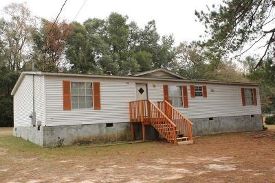 Augusta GA Single Family Home For Sale: $80,000