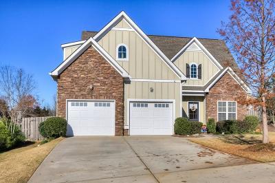 Evans Single Family Home For Sale: 503 Jutland Way