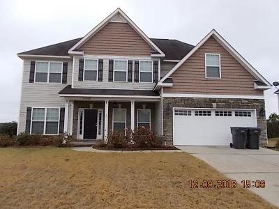 Richmond County Single Family Home For Sale: 4149 Elders Drive