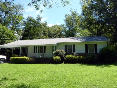 Edgefield County Single Family Home For Sale: 303 Thurmond Street