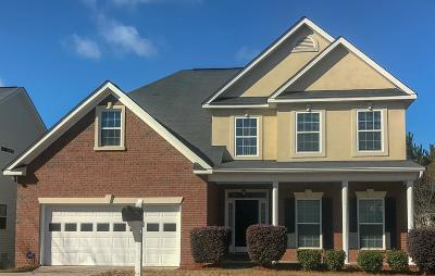 Evans Single Family Home For Sale: 1118 Windwood Street