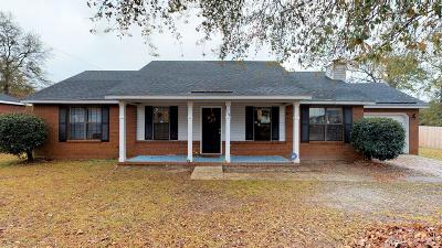 Hephzibah Single Family Home For Sale: 1714 Rusk Drive