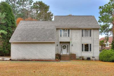 Aiken Single Family Home For Sale: 131 Foxwood Drive