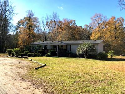 Columbia County Single Family Home For Sale: 1638 Swint Road
