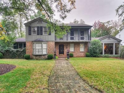 Augusta Single Family Home For Sale: 2727 Hillcrest Avenue