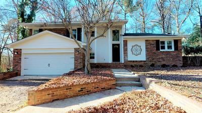 North Augusta Single Family Home For Sale: 1003 Longleaf Court