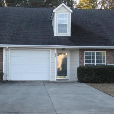 Augusta GA Single Family Home For Sale: $126,900