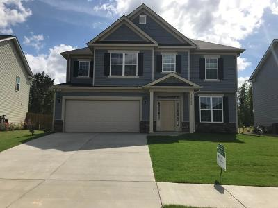 Grovetown GA Single Family Home For Sale: $246,900