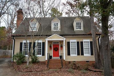 Martinez Single Family Home For Sale: 304 Old Salem Way