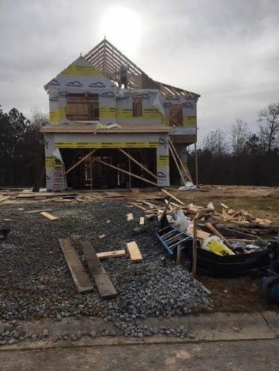 Thomson Single Family Home For Sale: 1092 Elias Station