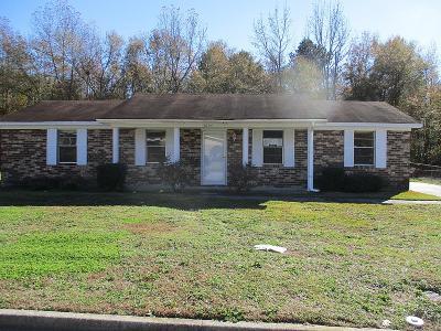 Augusta GA Single Family Home For Sale: $59,000