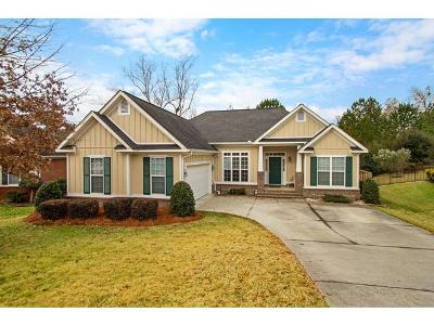 Grovetown Single Family Home For Sale: 930 Sedgefield Circle