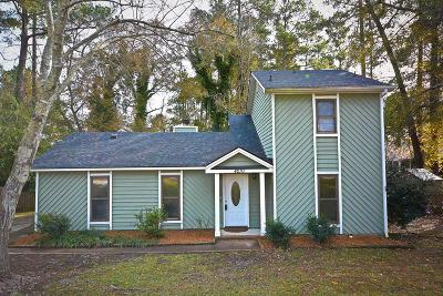 Evans Single Family Home For Sale: 4210 Fairfield Circle