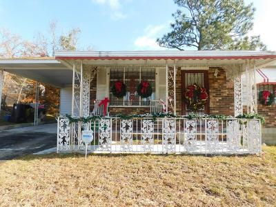Augusta GA Single Family Home For Sale: $55,000