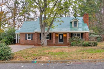 Augusta GA Single Family Home For Sale: $259,900