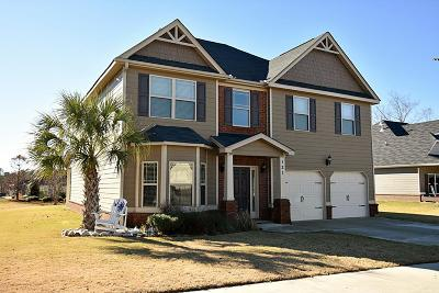 North Augusta SC Single Family Home For Sale: $249,900
