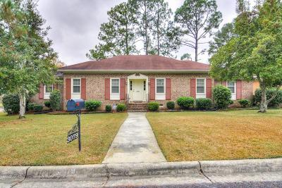Augusta GA Single Family Home For Sale: $183,000