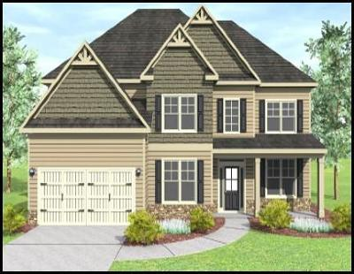 Grovetown GA Single Family Home For Sale: $290,990
