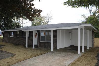 Augusta GA Single Family Home For Sale: $119,900