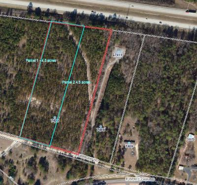Appling Residential Lots & Land For Sale: 000 Fullbright Road
