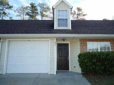 Augusta Single Family Home For Sale: 311 Caldwell Circle