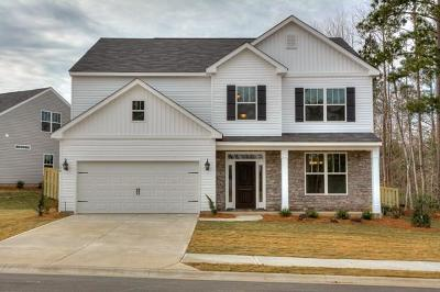 Grovetown GA Single Family Home For Sale: $248,000