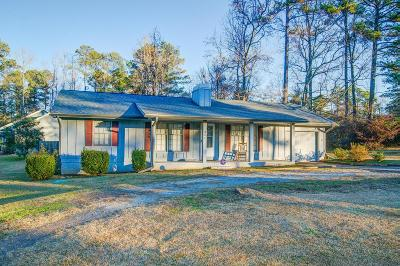 McDuffie County Single Family Home For Sale: 947 Central Road