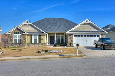 Augusta Single Family Home For Sale: 3034 Haynes Station Drive