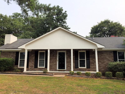 Grovetown Single Family Home For Sale: 817 Willowick Drive